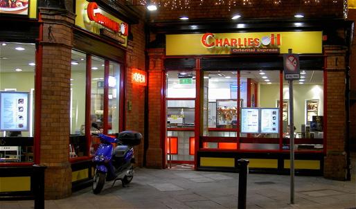 Charlies II - Essex Street, Temple Bar, Dublin