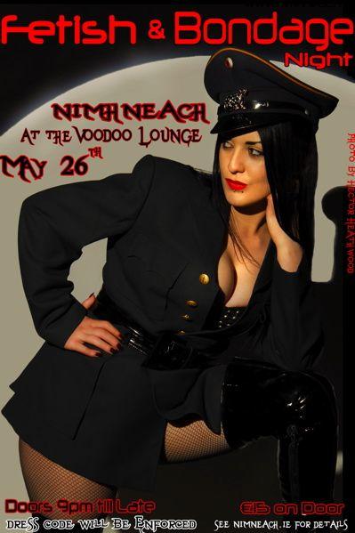 BDSM Night 26 May2007