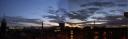 Dublin Sky Evening1 December 20