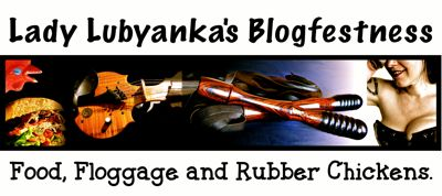 Lady Lubyanka's Bannerfest - The Big One One