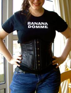 Banana Domme t-shirt