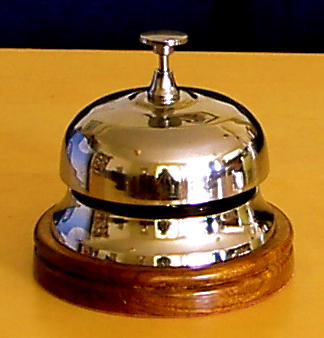 The Bell Of Serviceness