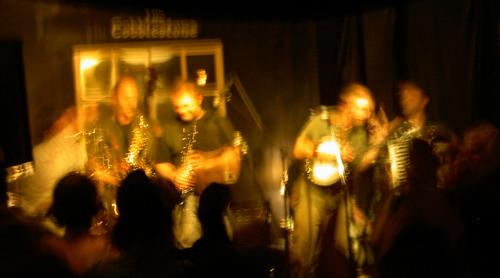 North Strand Klezmer Band - Cobblestone, 25 July, 2008 1