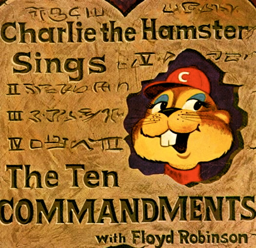The Ten Commandments! (don't ask)