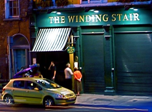 The Winding Stair - Lower Ormond Quay - Dublin