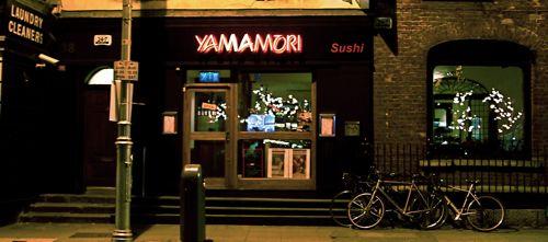 Yamamori Sushi - Restaurant Yumfest