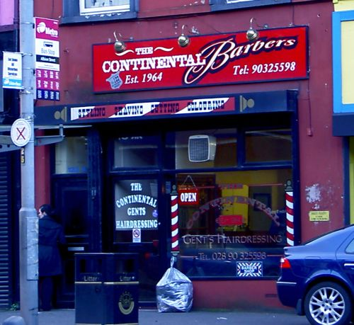 The Continental Barbers