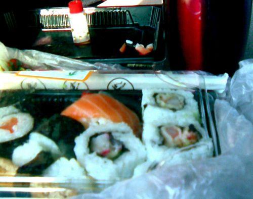 Yami Sushi takeaway