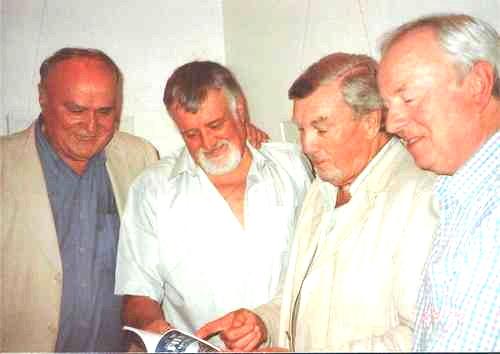 Eamonn Monahan and friends