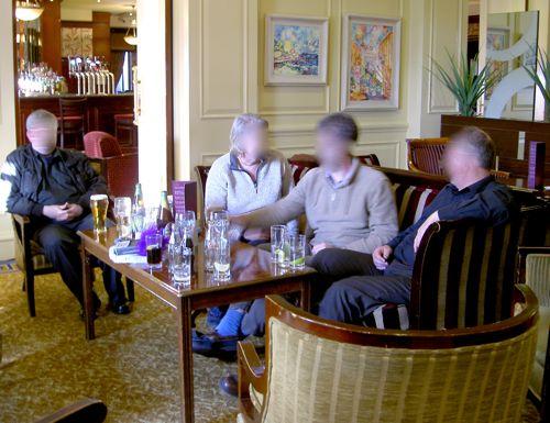 IMAG 2010 - Monday PM - D4 Berkeley Bar