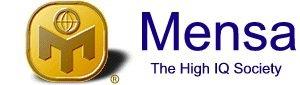 Traditional Mensa Logo - 3D Variant
