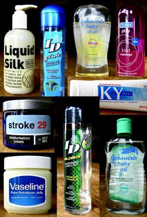 Body lubricants