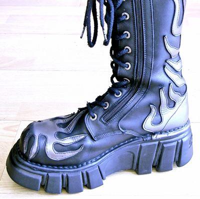 New Rock 319 mid-calf boot.