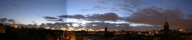 October Sunrise, Dublin 2010