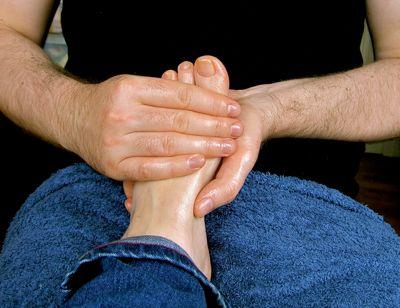 massagin