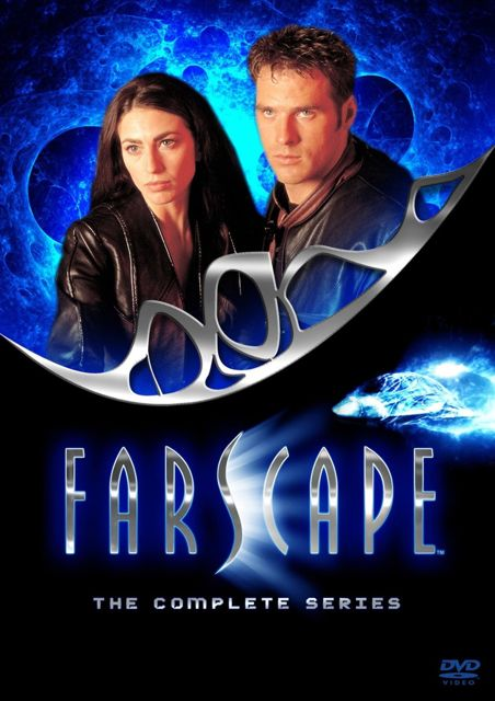 Farscape - The Complete Series DVD