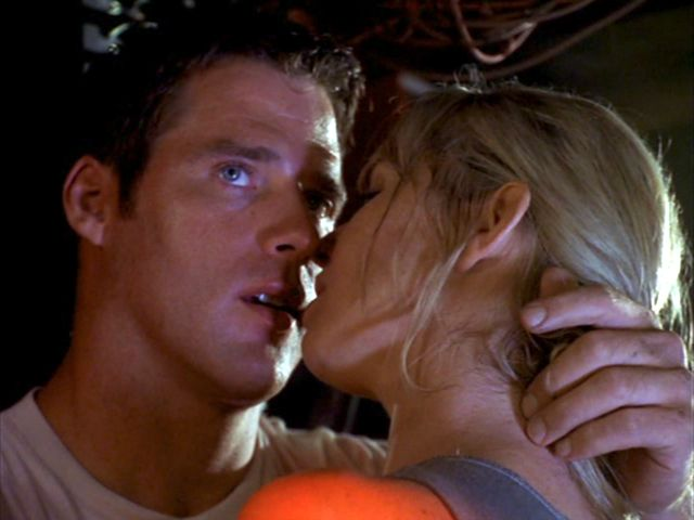 Farscape - Ben Browder and Alyssa-Jane Cook 8