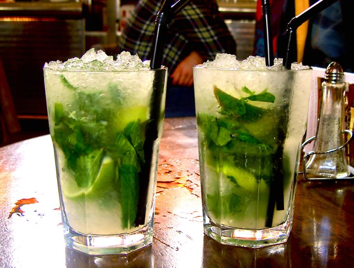 Pictures Of Mojitos